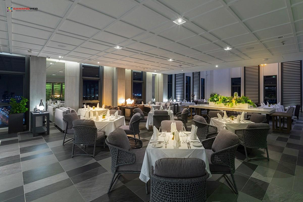 อาหารยุโรปรสเลิศ ท่ามกลางวิวสวยระฟ้าใจกลางเมืองโคราช ณ ห้องอาหาร เดอะ กริลล์ รูม โรงแรมแคนทารี โคราช