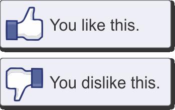 """เพราะอะไรเราจึงไม่มีปุ่มคลิก""""dislike""""(ไม่ชอบ)"""